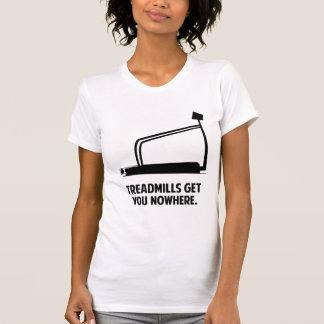 Treadmills Get You Nowhere Shirt