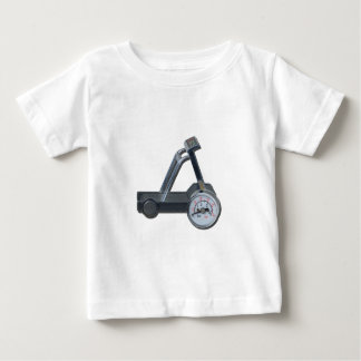 TreadmillWithPressureGauge062115 Baby T-Shirt