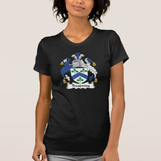Treadway Family Crest T-Shirt