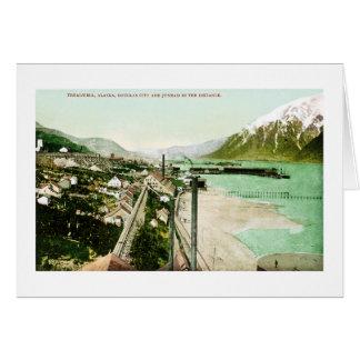 Treadwell, Alaska, Douglas City. and Juneau Card