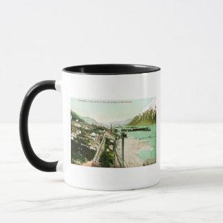 Treadwell, Alaska, Douglas City. and Juneau Mug