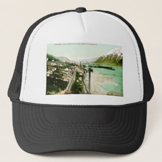 Treadwell, Alaska, Douglas City. and Juneau Trucker Hat