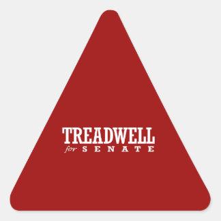 TREADWELL FOR SENATE 2014 STICKER