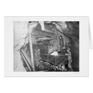 Treadwell Gold Mine Alaska 1916 Card