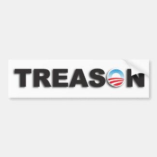 Treason Bumper Sticker