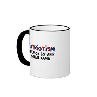 Treason by any other name ringer mug