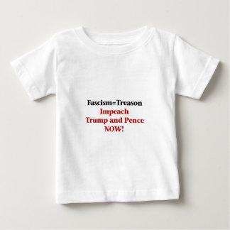 Treason -- Impeach Trump and Pence Baby T-Shirt