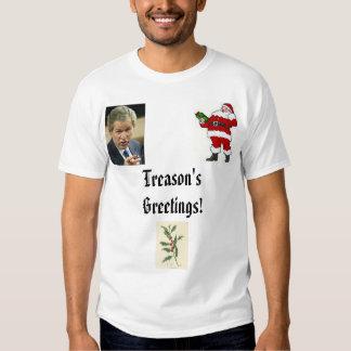 Treasonous Bush Shirt