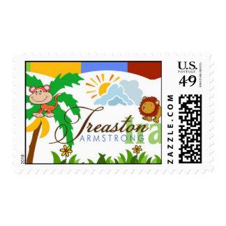 Treaston Stamp