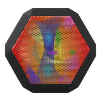 Treasure Box Orange Black Bluetooth Speaker