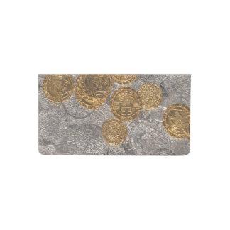 Treasure Checkbook Cover