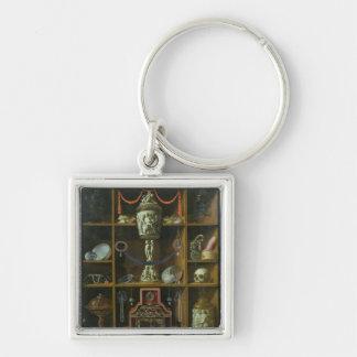 Treasure Chest, 1666 Keychain