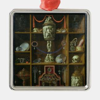 Treasure Chest, 1666 Metal Ornament