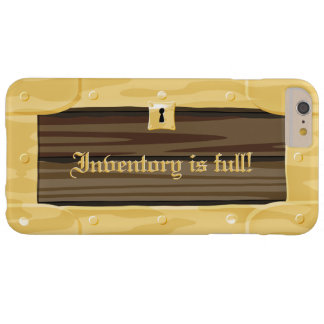 Treasure Chest Barely There iPhone 6 Plus Case