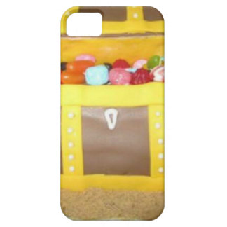 Treasure chest cake iPhone SE/5/5s case