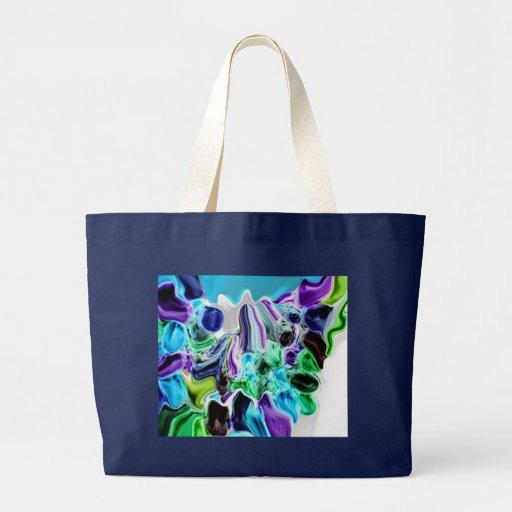 Treasure Chest Canvas Bag