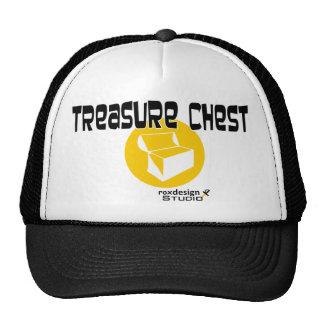 Treasure Chest Trucker Hats