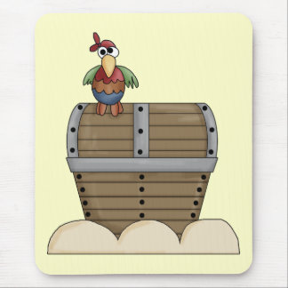 Treasure Chest Mouse Pad