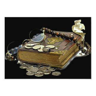 Treasure Collectors Book of Coins, Silver, Rings Card