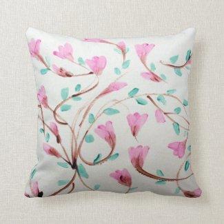Treasure Each New Day Pillows