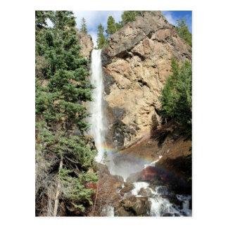 Treasure Falls - Colorado - Postcard
