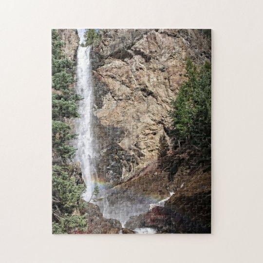 Treasure Falls Colorado Puzzle Zazzle Com