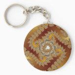Treasure - Fractal Keychain