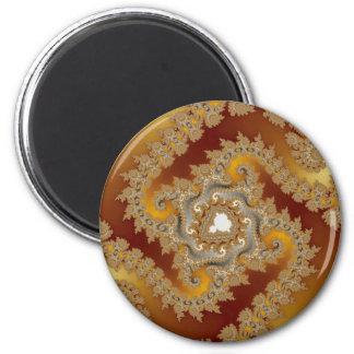 Treasure - Fractal Magnet