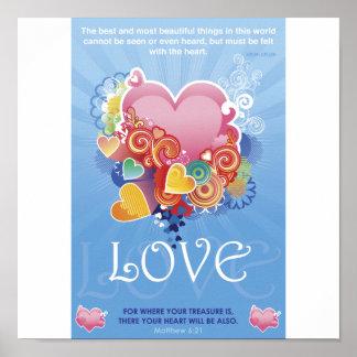 Treasure Heart Poster