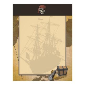 Treasure Hunt Flyer