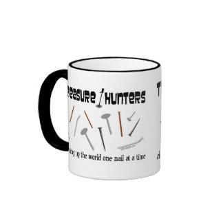 Treasure Hunters Nail It! Mug