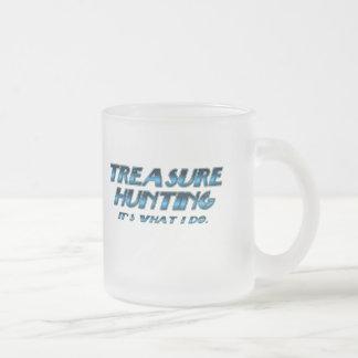 Treasure Hunting T-shirts and GIfts. Coffee Mug