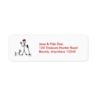 Treasure Hunting w/ Fido Labels