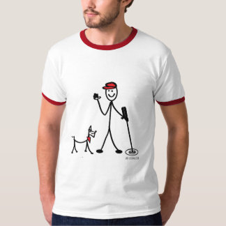 Treasure Hunting w/ Fido T-Shirt