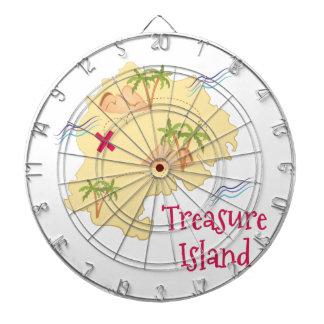 Treasure Island Dart Boards