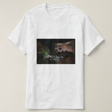 everydaylifesf Treasure Island Hotel & Water Features T-shirt