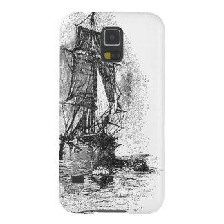 Treasure Island Pirate Ship Galaxy S5 Case