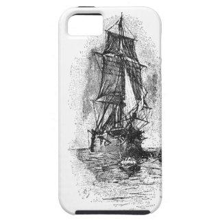 Treasure Island Pirate Ship iPhone 5 Case