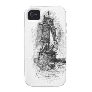 Treasure Island Pirate Ship iPhone 4/4S Case