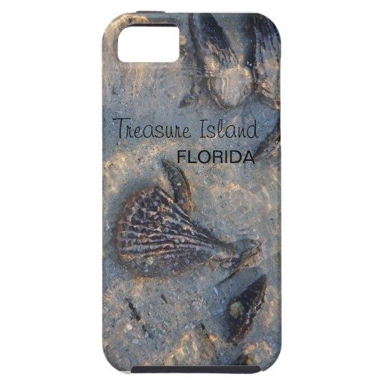 Treasure Island Shore Iphone 5 case