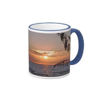 Treasure Island Sunset Mug