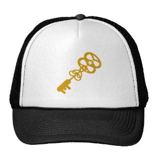 Treasure Key Trucker Hats