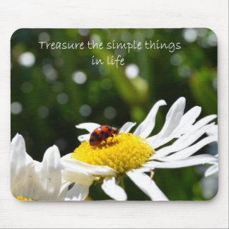 Treasure Life Mousepads