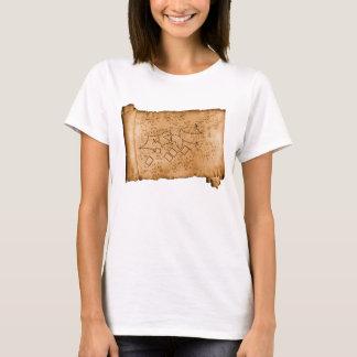 Treasure map shirt
