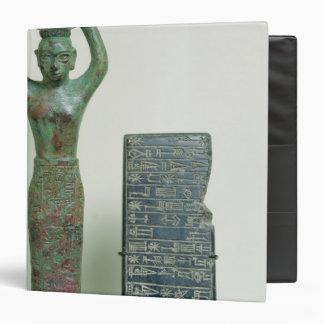 Treasure of Amar-Sin  King of Ur, c.2040 BC Binders