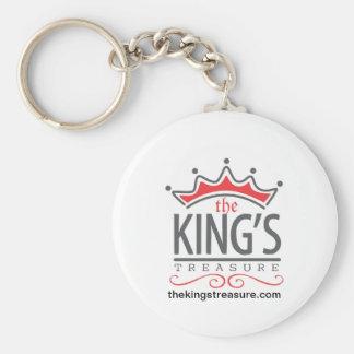Treasure Official Merchandise Store del rey Llaveros Personalizados
