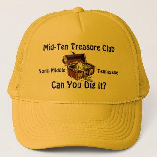 treasurechest-2, Mid-Ten Treasure Club, North M... Trucker Hat