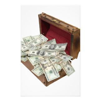 TreasureChestMoney100309 Papelería Personalizada