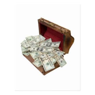 TreasureChestMoney100309 Postales