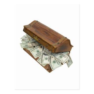 TreasureChestMoneyOpening100309 Tarjetas Postales